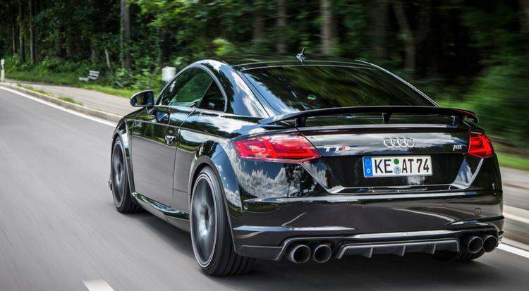 ABT - 2015+ Audi TT / TTS Coupe & Roadster ABT Rear Skir