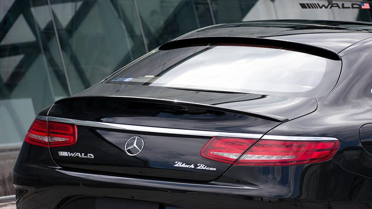 WALD - Mercedes C217 S Class Coupe WALD Black Bison Roof