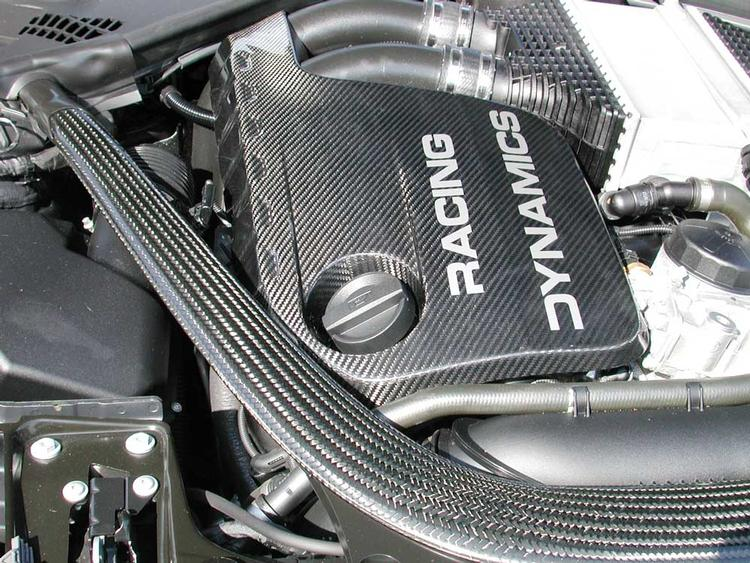 Racing Dynamics - BMW F8X M3/M4 Racing Dynamics Carbon Fiber Engine