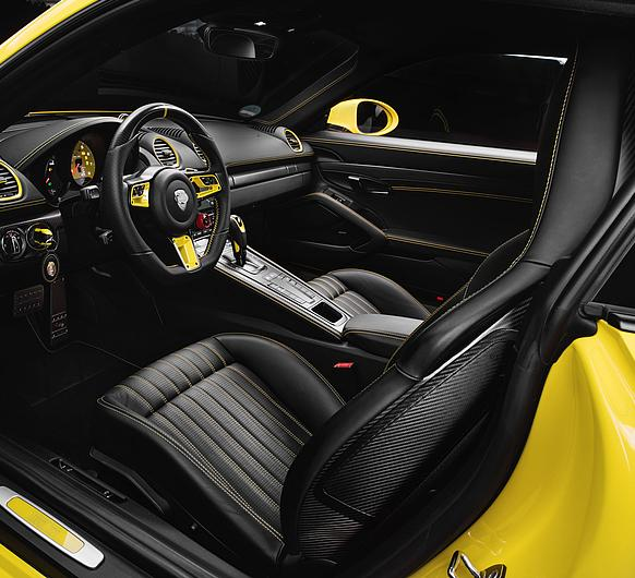 Tech Art - Porsche 718 Boxster/Cayman TechArt Carbon Fiber Se