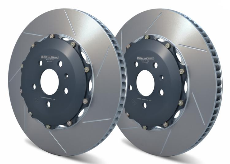Girodisc - Audi MK2 TT-RS Girodisc Front 2pc Floating Rotors