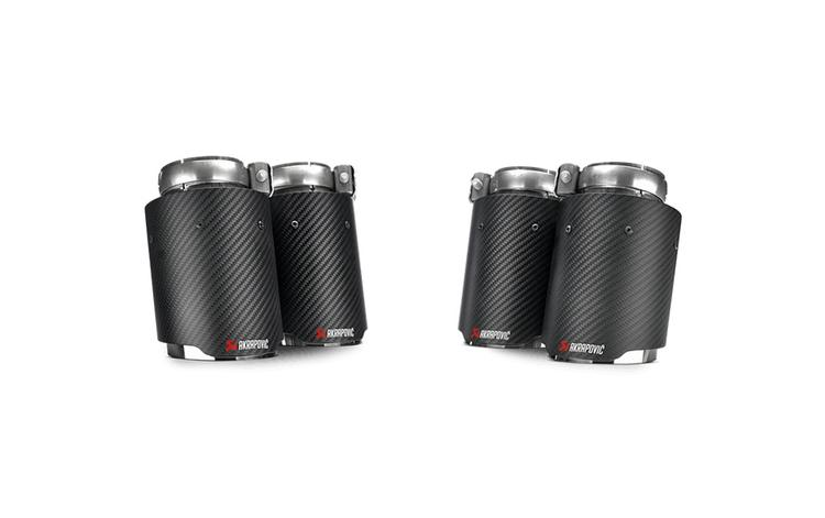 Akrapovic - BMW M4 (F82)/ M3 (F80) Akrapovic Tail Pipe Set