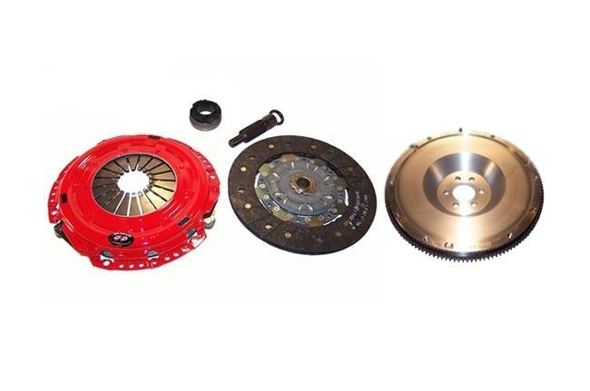 South Bend Clutch - Volkswagen Golf/Jetta (Vr6 24V-6 Speed) - DXD Stag