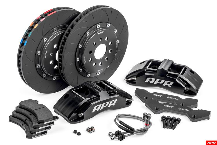 APR - Audi A3 / TT APR 350x34mm Big Brake Upgrade