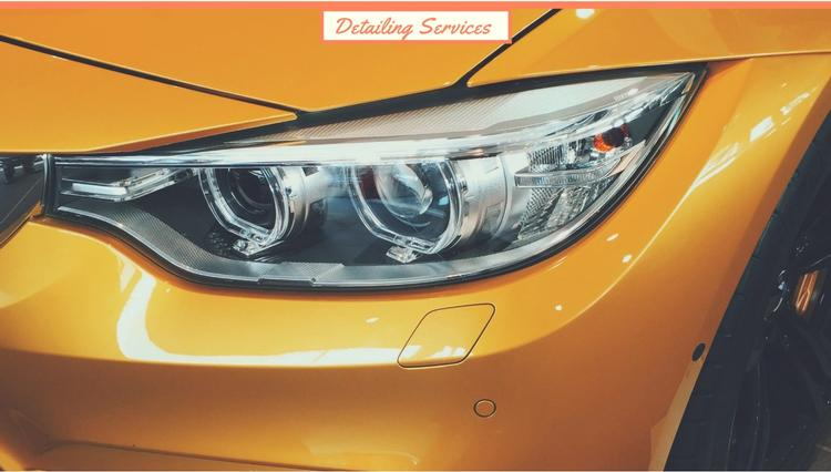 GMP Detailing Department - Detail Service - Our Standard Detail
