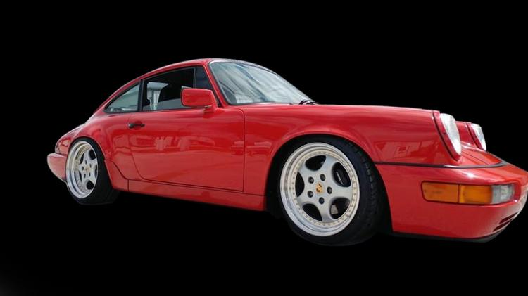 Porsche speedline style wheel 964 nb