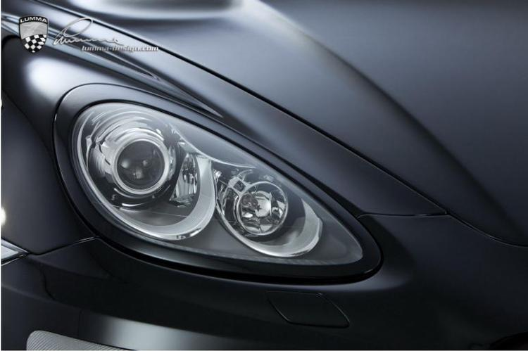 Lumma - Porsche Cayenne LUMMA Headlight Surrounds
