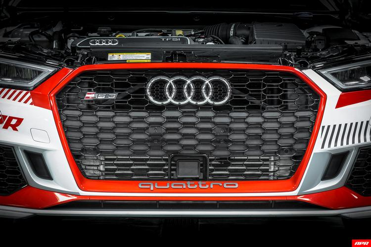 Audi RS3 2.5 TFSI APR Front Mount Intercooler System