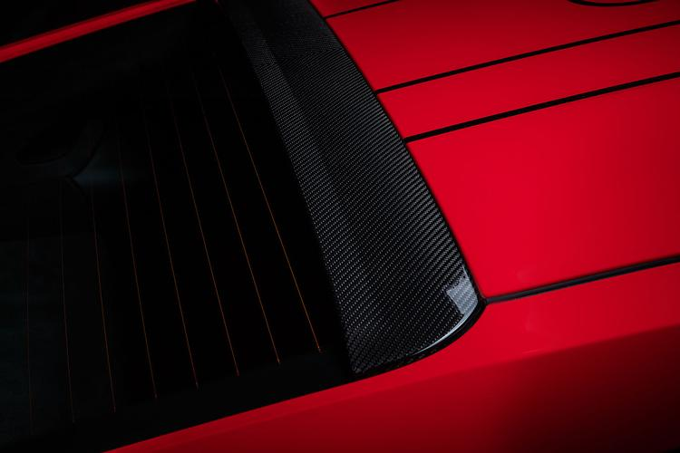 Tech Art - Porsche 991.2 GT3 TechArt Carbon Roof Spoiler
