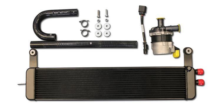 GMP Performance - Audi B9 RS5 ABT Water Radiator For