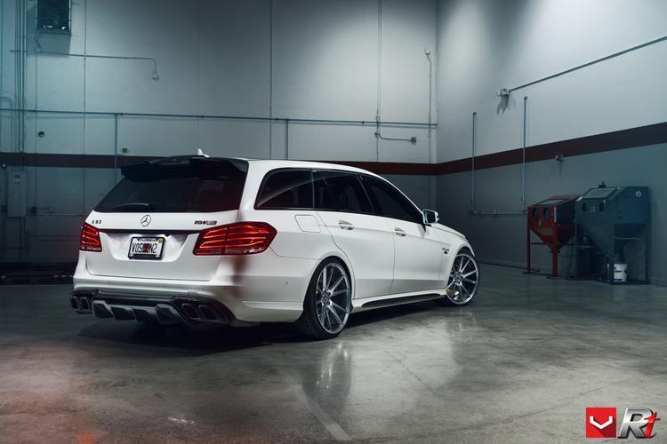 GMP Performance - Mercedes W212 E63 AMG BiTurbo Wagon RENNtech