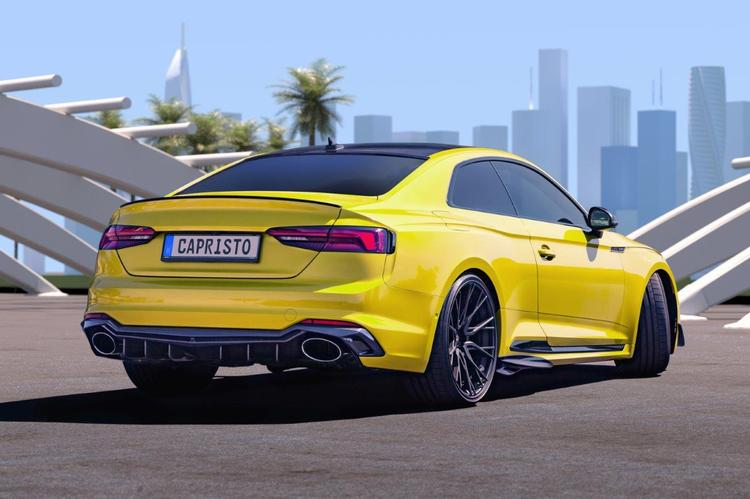 GMP Performance - Audi B9 RS5 Capristo Valved Exhaust System