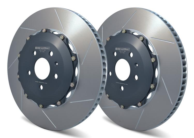 Girodisc - 390x36mm 2-Piece Floating Brake Rotors for Audi RS