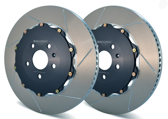 Girodisc - Audi 8V RS3 Girodisc Front 2pc Floating Rotors