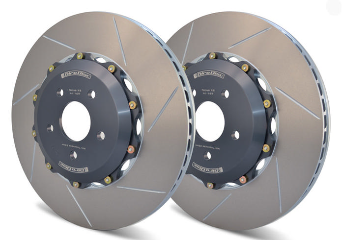 Girodisc - Audi 8V RS3 Girodisc Rear 2pc Floating Rotors