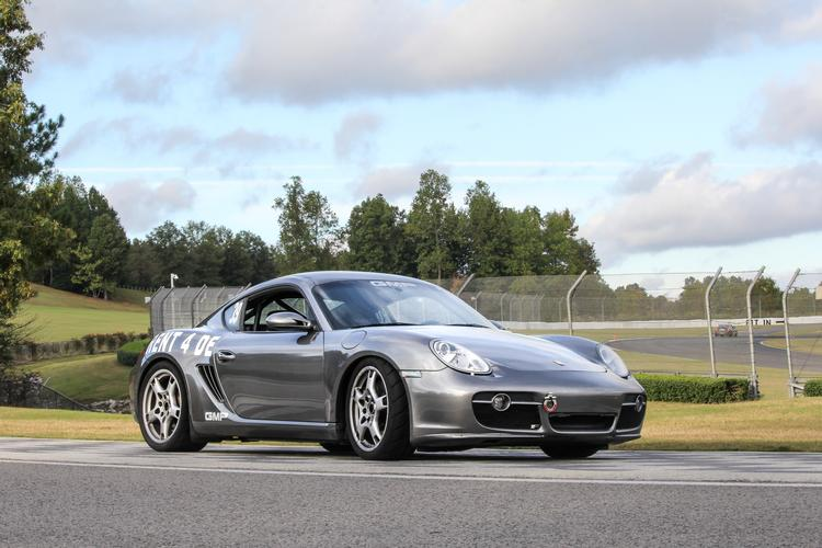 GMP - Arrive and Drive Track Weekend Package