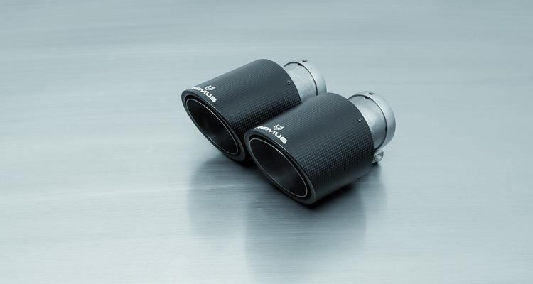 Remus - BMW M2 Competition Remus Exhaust Tips