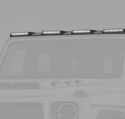 Lumma - 2018+ Mercedes G-Series LUMMA CLR G770 Roof Cover