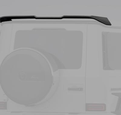Lumma - 2018+ Mercedes G-Series LUMMA CLR G770 Rear Roof S