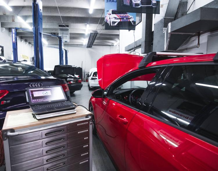 GMP Performance - ECU Programming for VW/Audi Vehicles through the