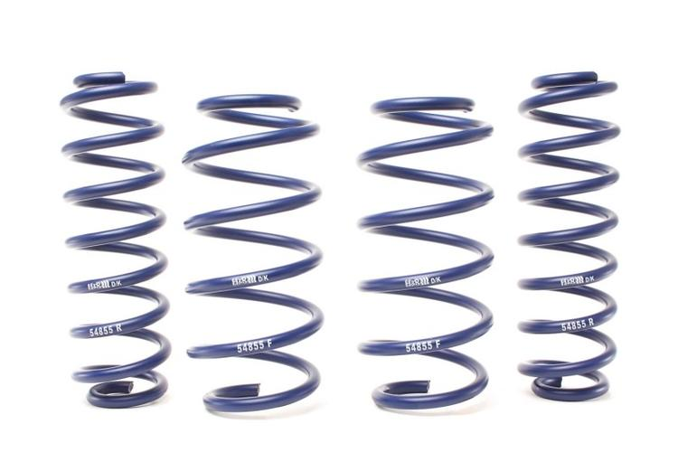 H&R - VW MK6 Golf 2.5L/TDI H&R Raising Springs