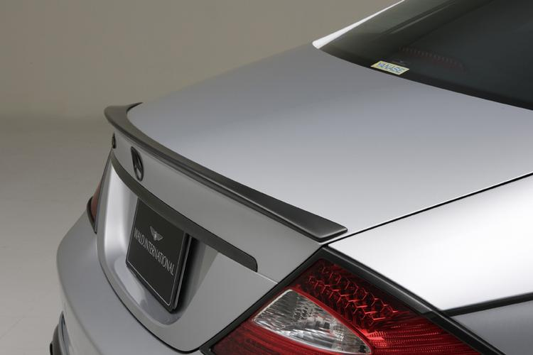 WALD - 2006-2008 Mercedes W219 CLS Wald Sports Line Rear