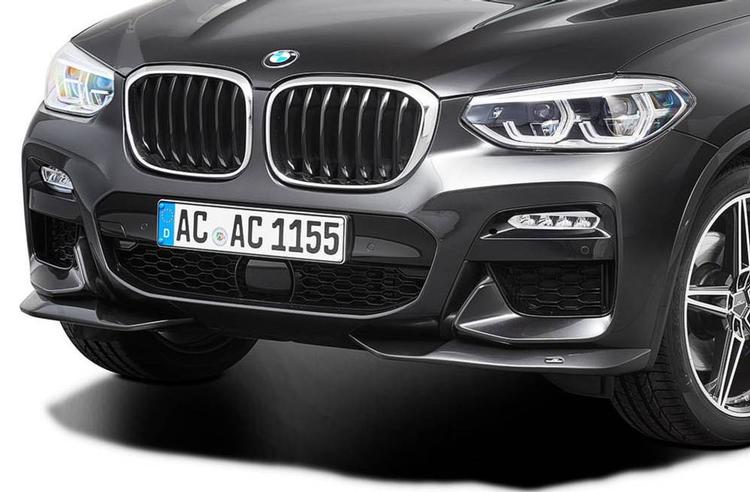 Gmp Performance Bmw X3 G01 X4 G02 Ac Schnitzer Front Spoiler