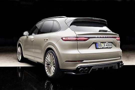 Tech Art - 2019+ Porsche Cayenne TechArt Roof Spoiler