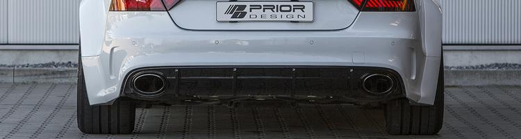 Prior Design - Audi A7/RS7 Prior Design PD700R Rear Bumper
