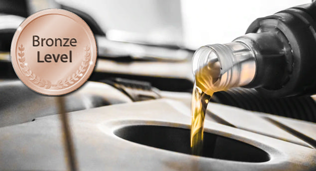 GMP Performance Service - Porsche Performance Bronze Oil Change Service with