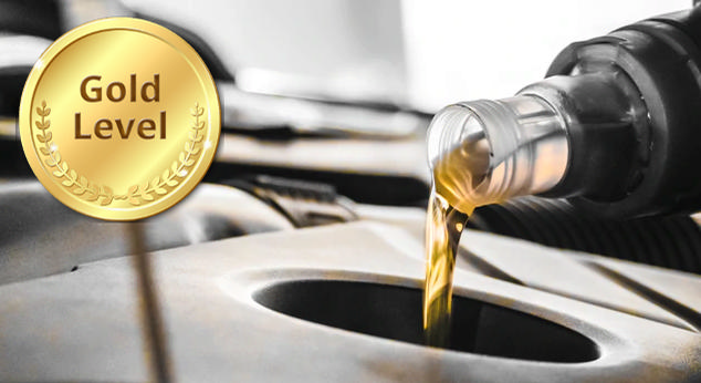 GMP Performance Service - Porsche Performance Gold Oil Change Service with L