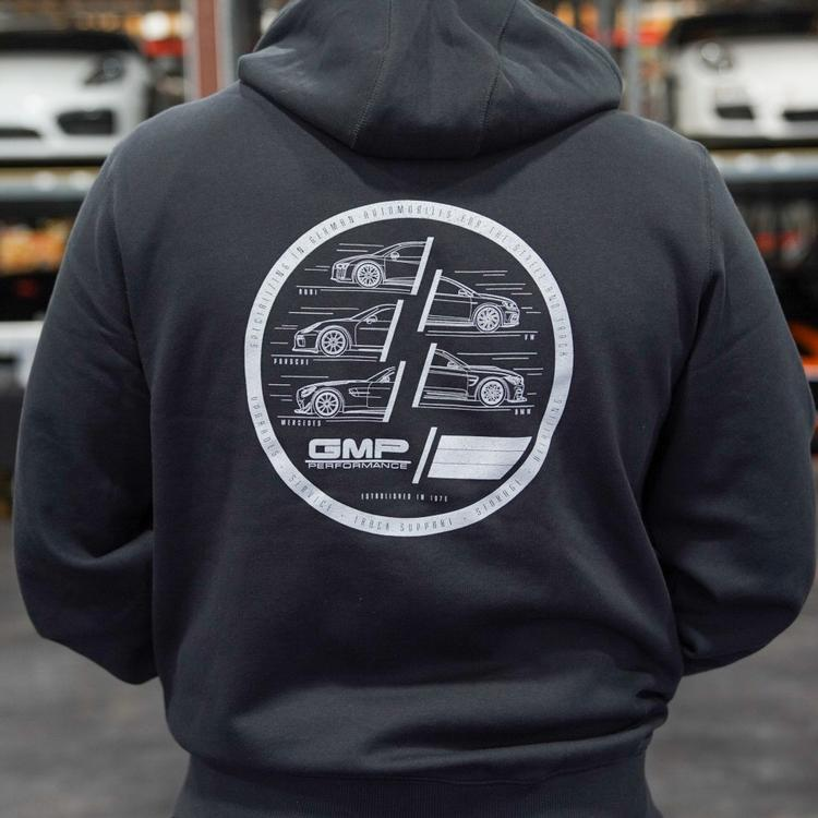 GMP - GMP 360 Degrees of German Zip Up Hoodie