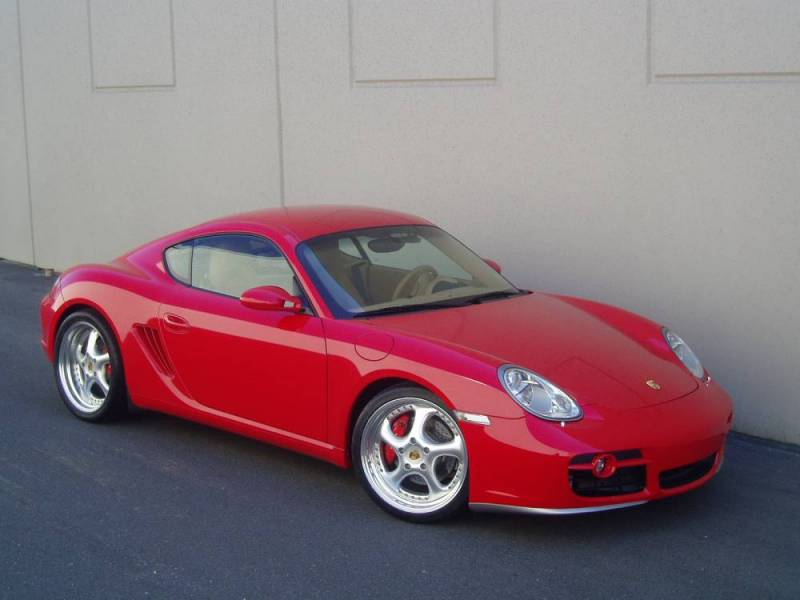 Lowered Cayman With 18 Quot And 19 Quot Wheels Beware 7 Large