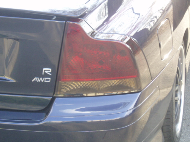 GMP - Smoked Taillight Treatment