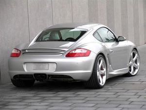 Tech Art Porsche Rear Wing Spoilers 2006 2010 Porsche