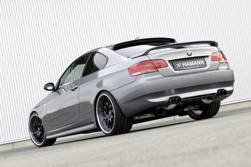 Hamann - 07-on BMW 3-Series Coupe E92 Roofwing by Hamann