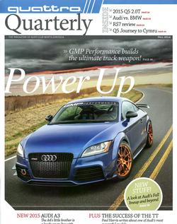 GMP Built Audi TTRS Cover Story Quattro Quarterly_2512