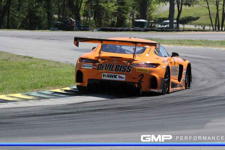 GMP Performance at the Pirelli World Challenge