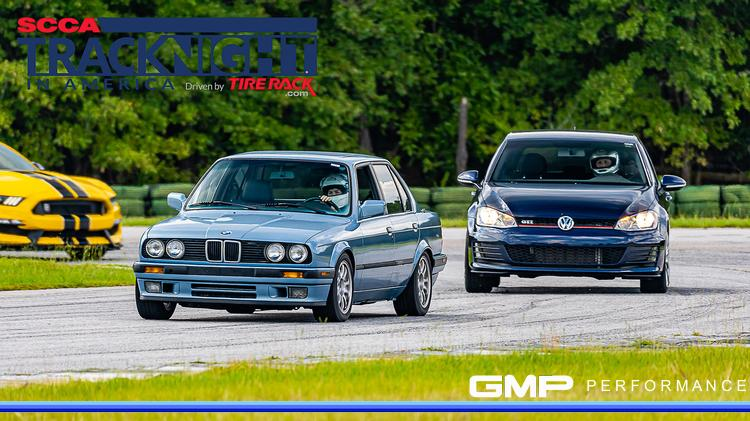 SCCA Track Night at CMP