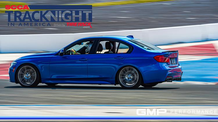 SCCA Track Night at CMS