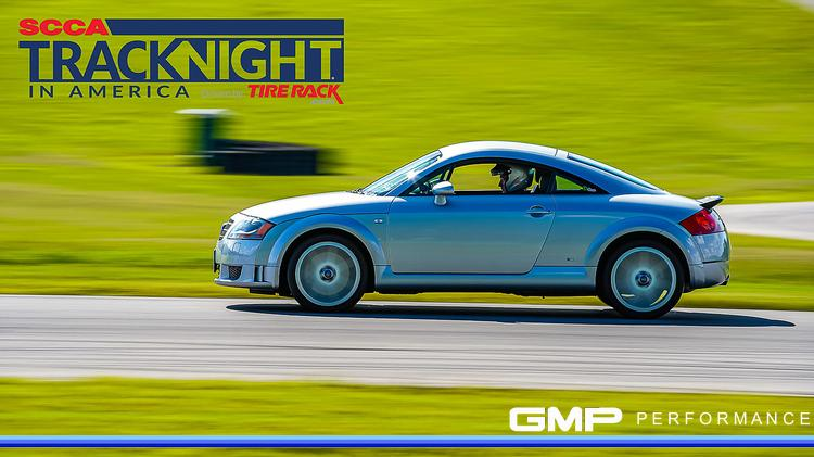 SCCA Track Night at VIR