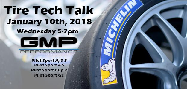 Tire Tech Talk w. Michelin Road & Race Engineers