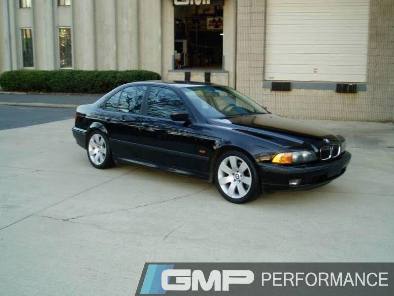 Rim And Tire Package >> GMP Gallery | Black E39 Sedan