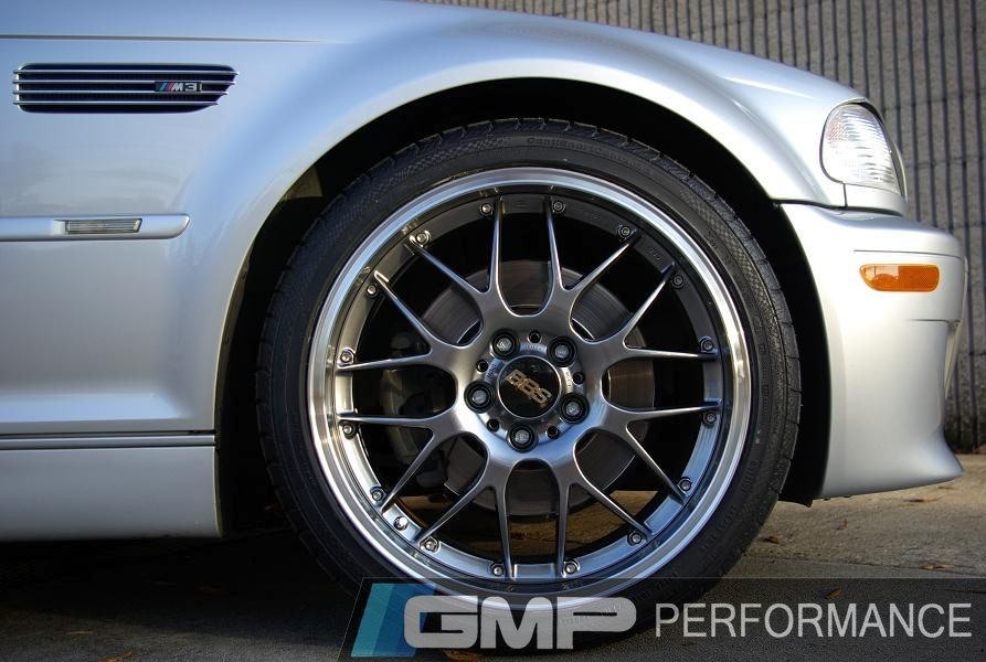 GMP Gallery | BMW E46 M3 on BBS RS-GT