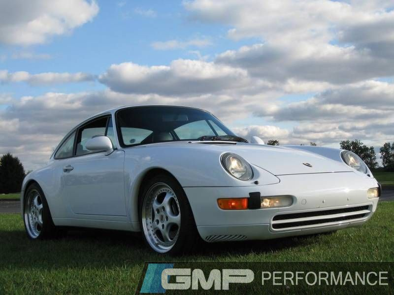 Gmp Gallery Porsche 993 With 18 Quot Rh 3 6 Wheels