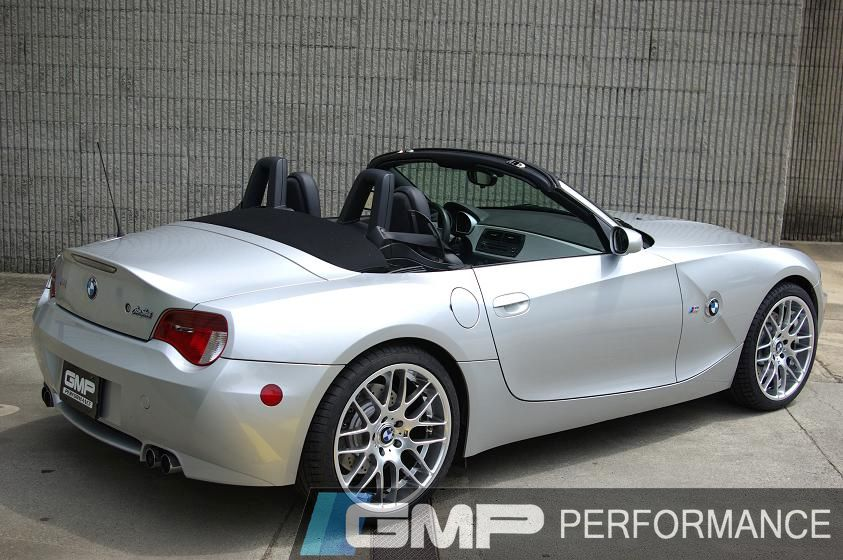 BMW Performance Center >> GMP Gallery | BMW Z4 M Roadster on GMP CSL Replica Wheels