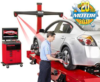 GMP Performance Alignment Equipment Gallery & Overview