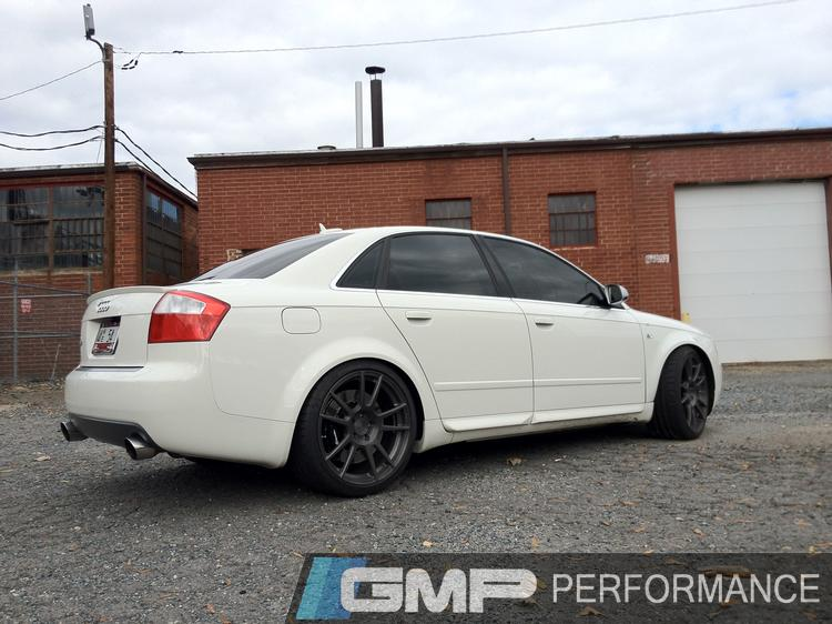 Gmp Gallery B6 Audi S4 Adv 1 Wheels Coilovers Amp Hid S