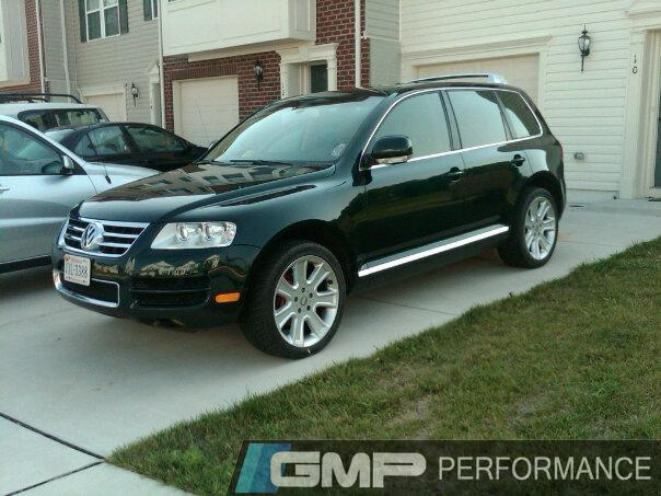Gmp Gallery Vw Touareg With 20 Inch Rh Aj Wheels