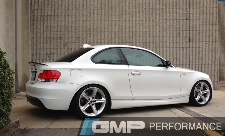 Gmp Gallery 2009 Bmw 135i With H Amp R Coil Overs And Vmr